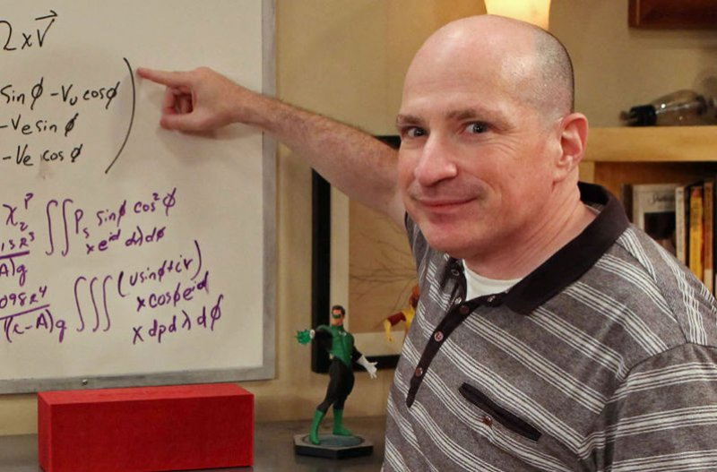 Saltzberg Is The Show's Official Science Advisor -15 Things You Didn't Know About The Big Bang Theory