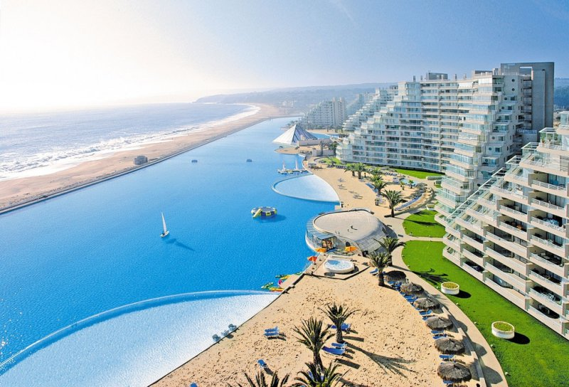 San Alfonso Del Mar, Chile-15 Most Amazing Swimming Pools You Must Visit