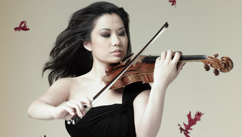 Sarah Chang-12 Famous Violinists Around The World