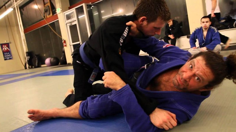 Scissor Sweep-12 Essential Brazilian Jiu Jitsu Techniques You Can Master At Home