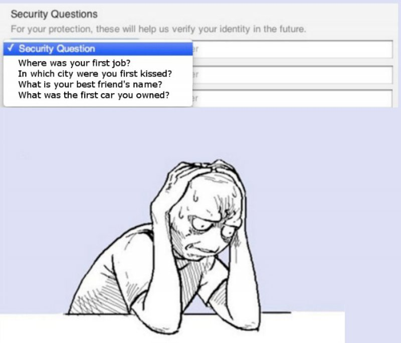 Security Questions!-12 Depression Memes That Are Actually Funny