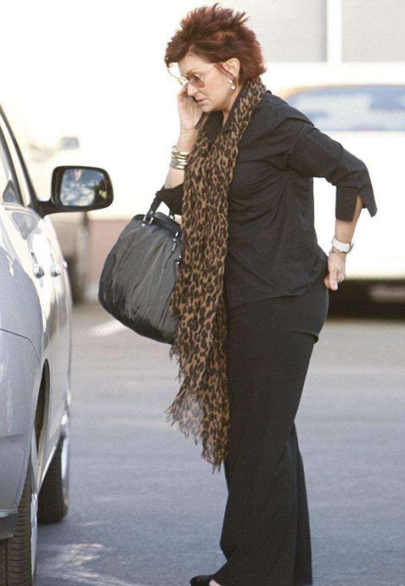 Sharon Osbourne-12 Celebrities Who Had Eating Disorders