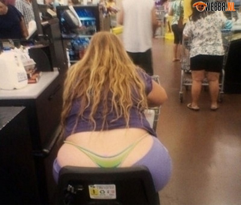 Shelly Scooter-12 Funniest Thong Fails Ever