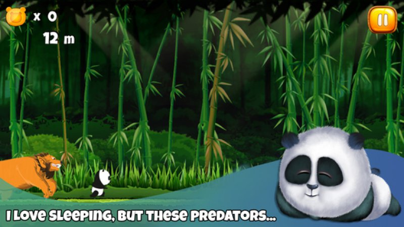 Sleepy Panda: Escape-15 Best Escape Games For IOS And Android