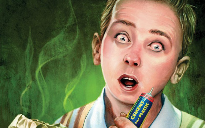 Sniffing Glue Or Gasoline-12 Weird Ways To Get High Without Using Drugs Or Weed