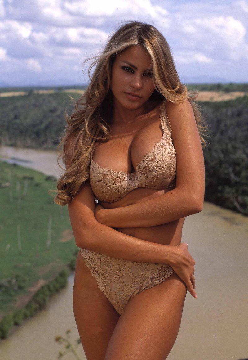 Sofia Vergara-12 Big Breasts Celebrities In Hollywood