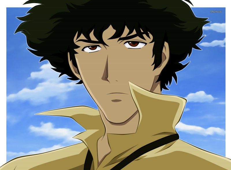 Spike Spiegel-12 Best Anime Pictures You Can Use As Profile Photos