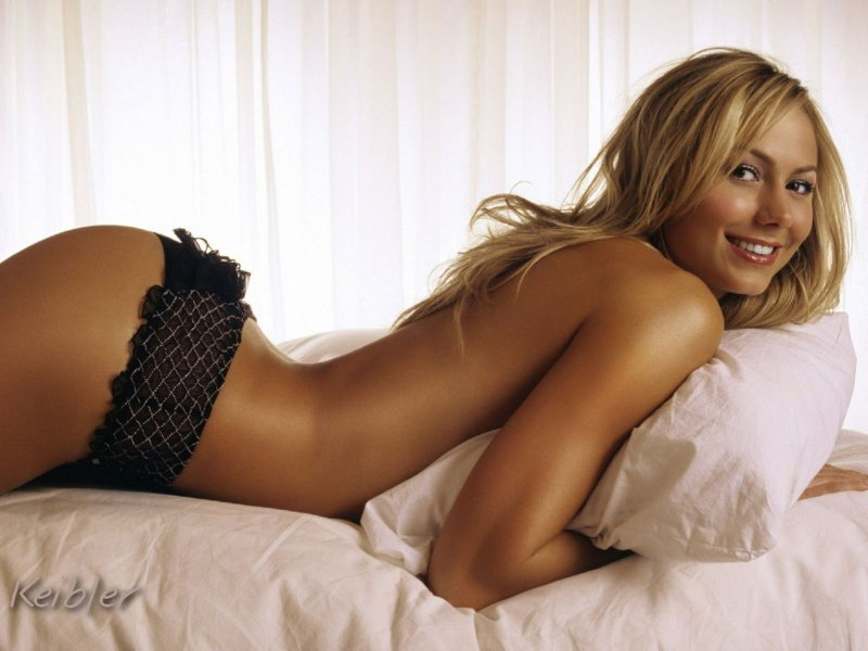 Stacy Keibler-12 Big Booty Celebrities In Hollywood