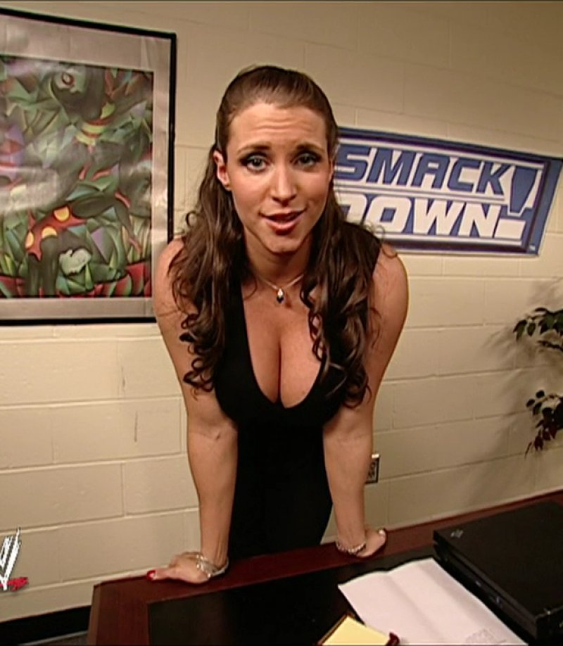 Stephanie McMahon Nude Pics-15 Hottest WWE Divas And Their Nude Pics