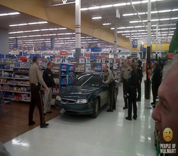 Store car-15 Hilarious Walmart Pictures That Will Make You Say WTF!!