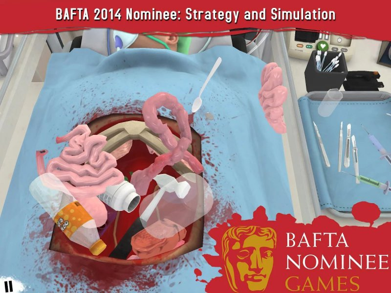 Surgeon Simulator-15 Best Surgery Games For IOS And Android