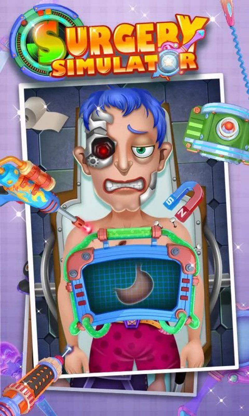 Surgery Simulator-15 Best Surgery Games For IOS And Android