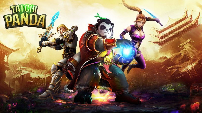Taichi Panda-12 Best Panda Games For IOS And Android