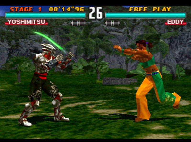 Tekken 3-15 Best Old But Gold Video Games Of 90's