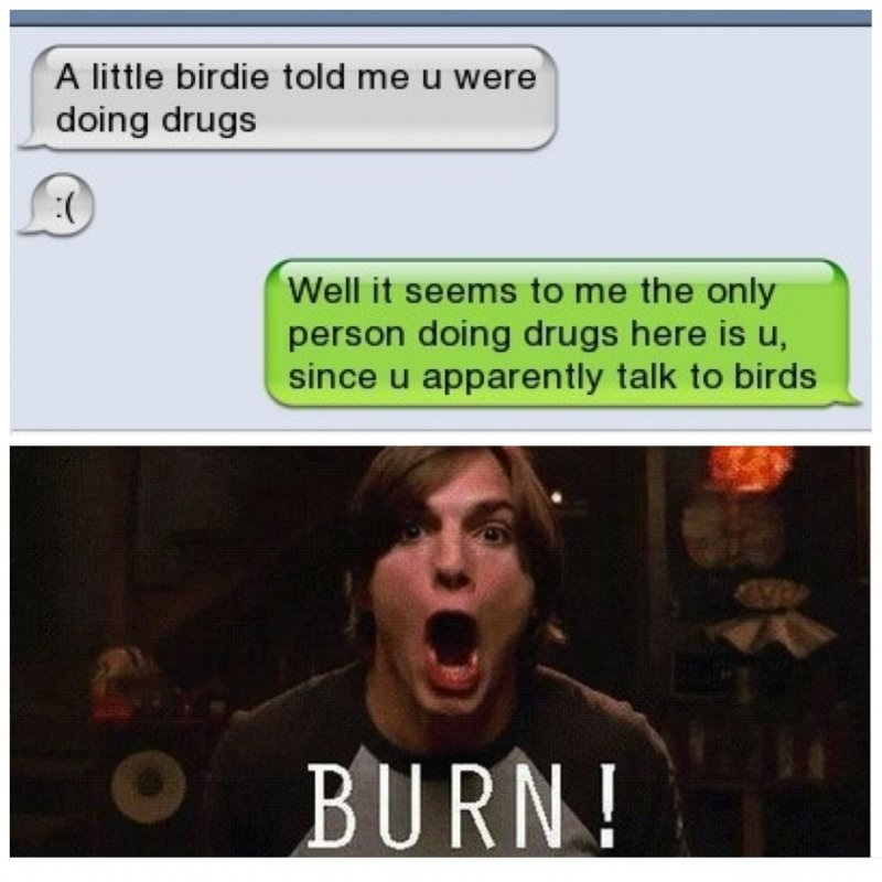 That's A Hilarious Comeback!-12 Funny Kelso Burn Memes That Will Make You Lol