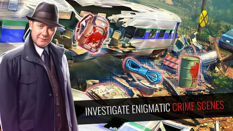 The Blacklist: Conspiracy-12 Best Crime Investigation Games For Mobile