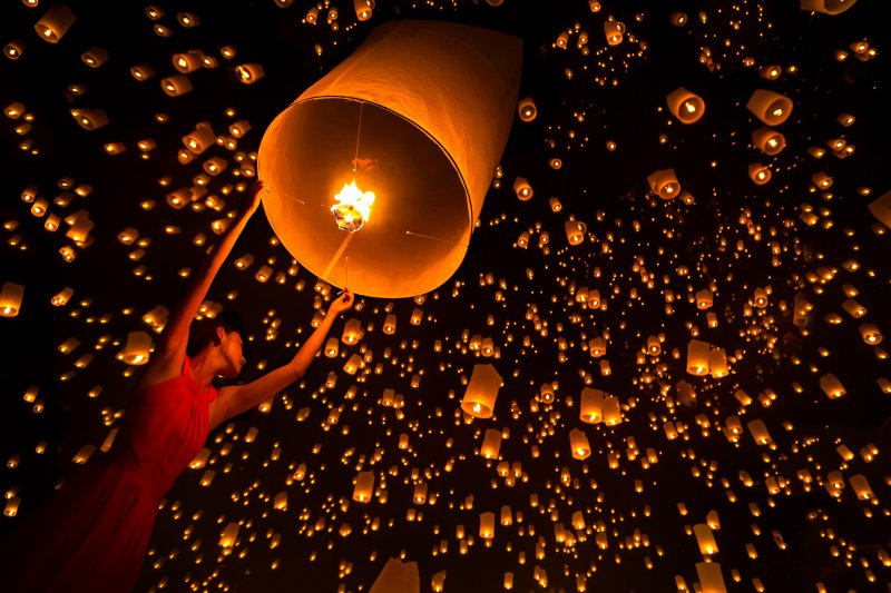 The Chinese Lantern Festival-13 Awesome Pictures That Will Make Your Day