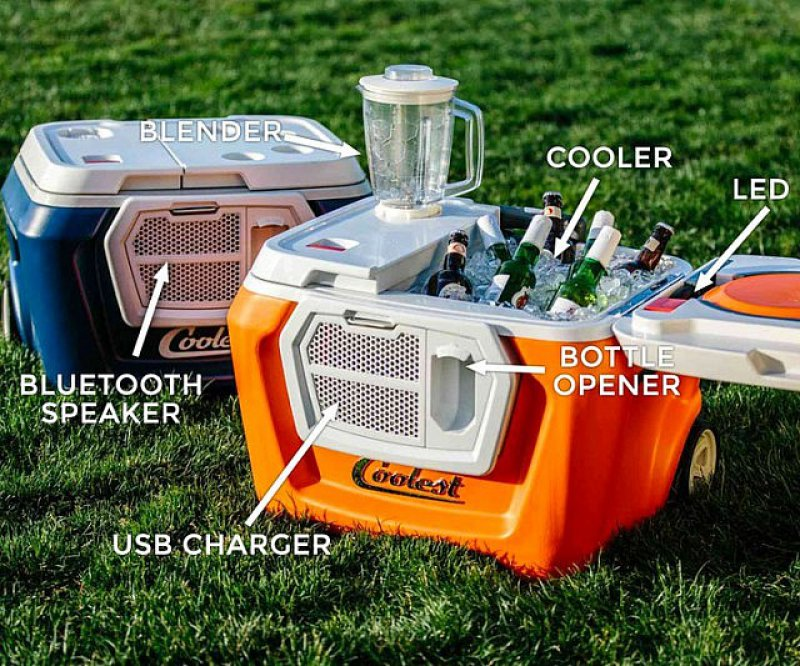 The Coolest Cooler-12 Gadgets That Make You Want To Say Dude I Want That