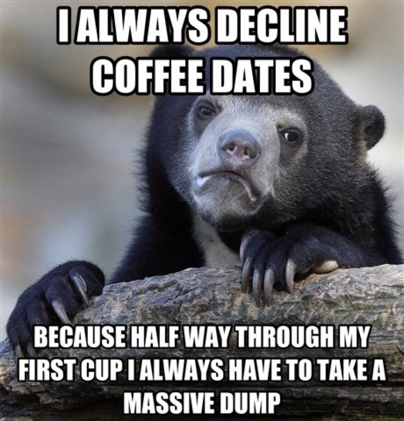 The Problem Is Real!-12 Funny Coffee Memes That Will Make Your Day