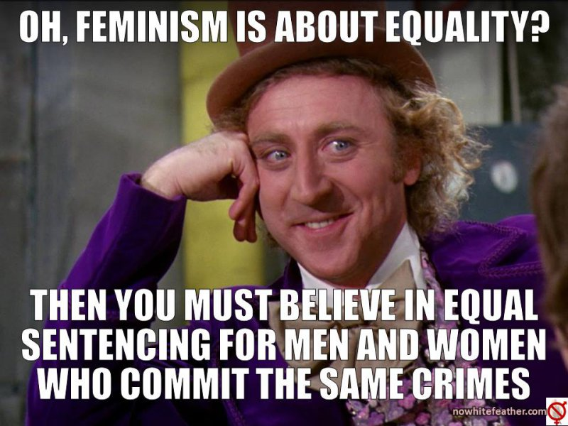 The Real Issue Of Equal Rights-12 Funny Feminist Memes That Are Sure To Trigger Some Feminists