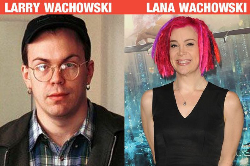 The Wachowski Sisters-12 Famous Transgender Celebrities You Probably Never Heard About