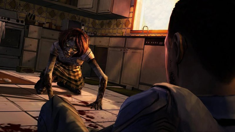 The Walking Dead: Season One-12 Best Zombie Survival Games For IOS And Android