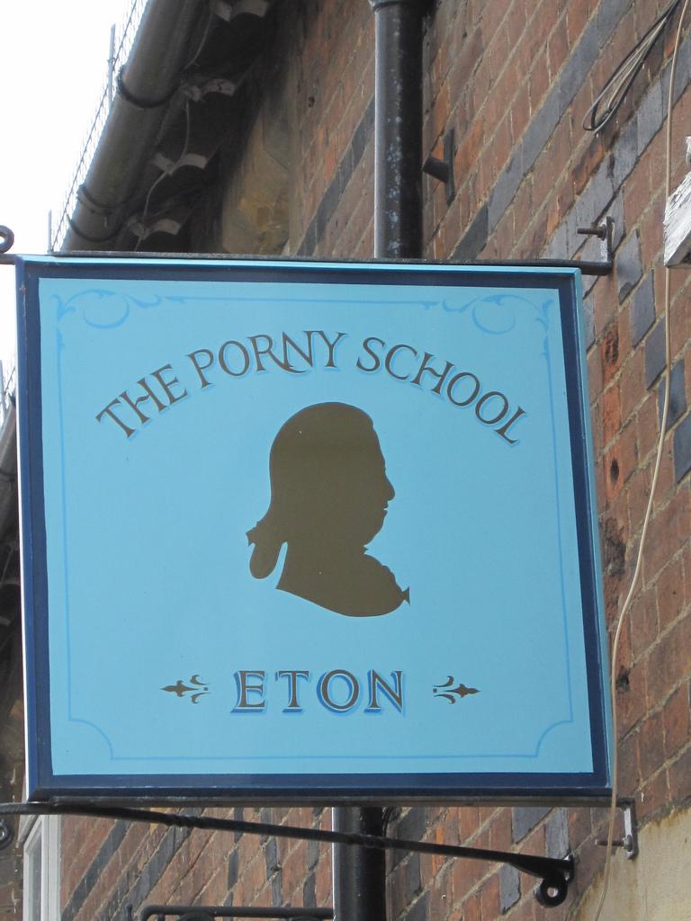 The Porny School-12 Funniest High School Names