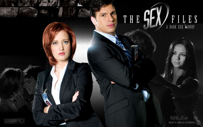The Sex Files-24 Funniest Porn Movie Parody Titles