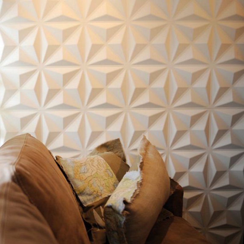 This 3D Wall Pattern-12 Cool Patterns For Walls That Are Awesome