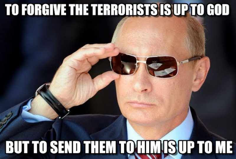 This Badass Putin Quote-12 Savage Memes That Are Insanely Funny