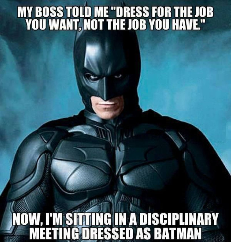 This Batman Fan!-12 Funny Batman Memes That Will Make You Lol