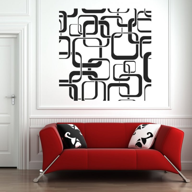 This Cool And Creative Wall Pattern-12 Cool Patterns For Walls That Are Awesome