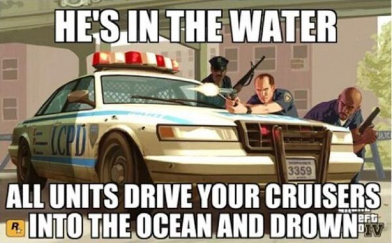 This Cop Logic