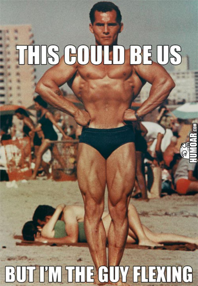 This Could Be Us, But I'm The Guy Flexing-12 Funny This Could Be Us Memes