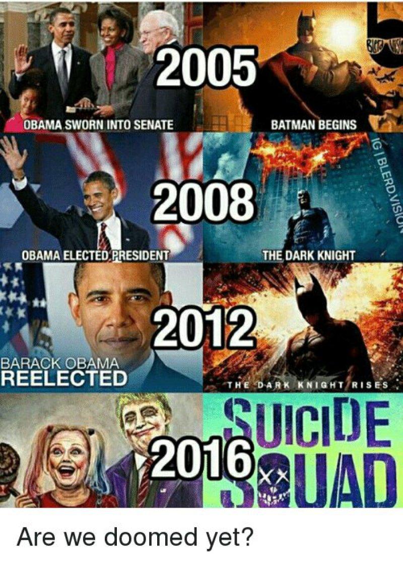 This Funny Batman Comparison! -12 Funny Batman Memes That Will Make You Lol