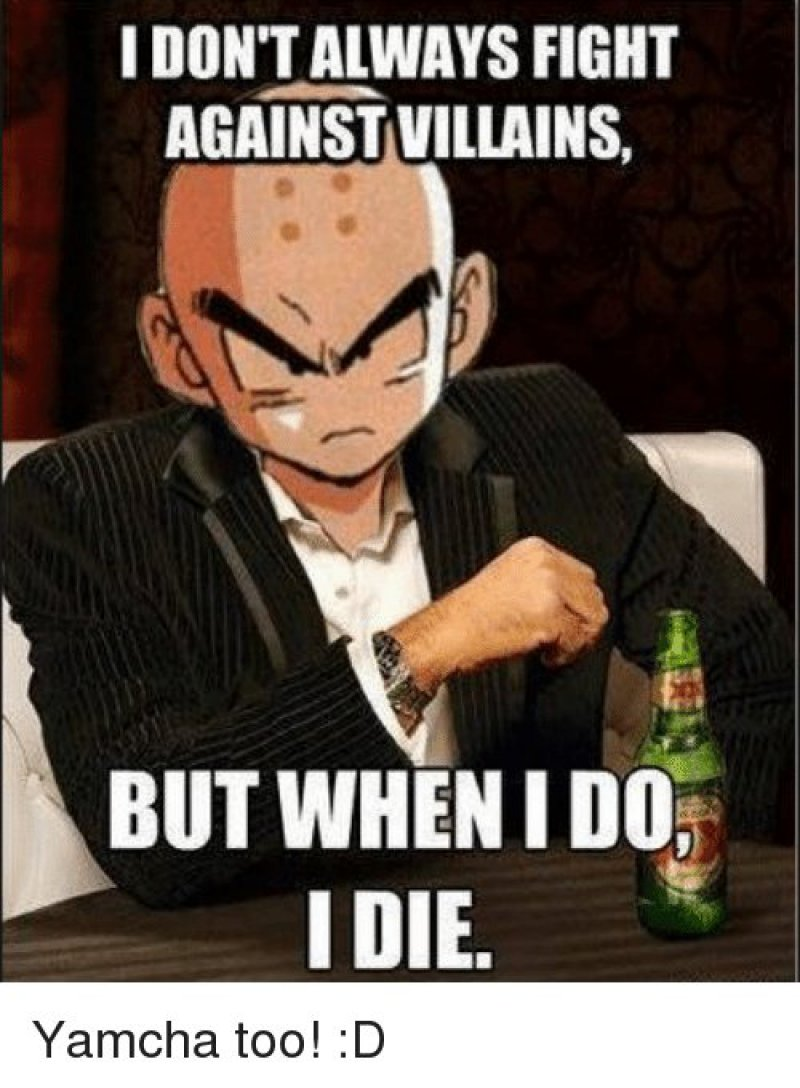 This Hilarious DBZ Meme-12 Funny Anime Memes That Are Sure To Make You Warai