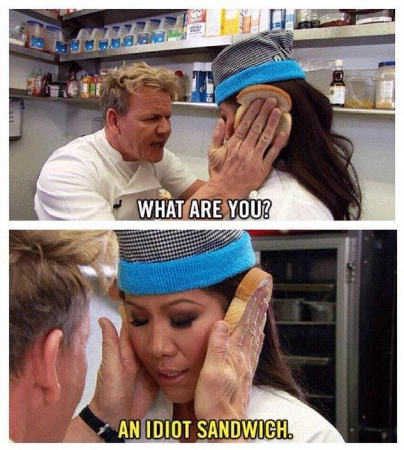 This Iconic Moment!-12 Hilarious Gordon Ramsay Memes That Will Make You Cry