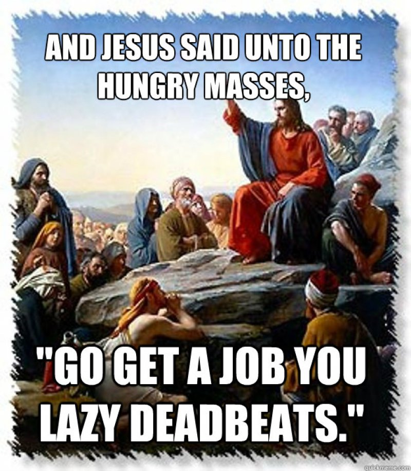 This Republican Jesus!-12 Funny Jesus Memes That Will Make You Lol
