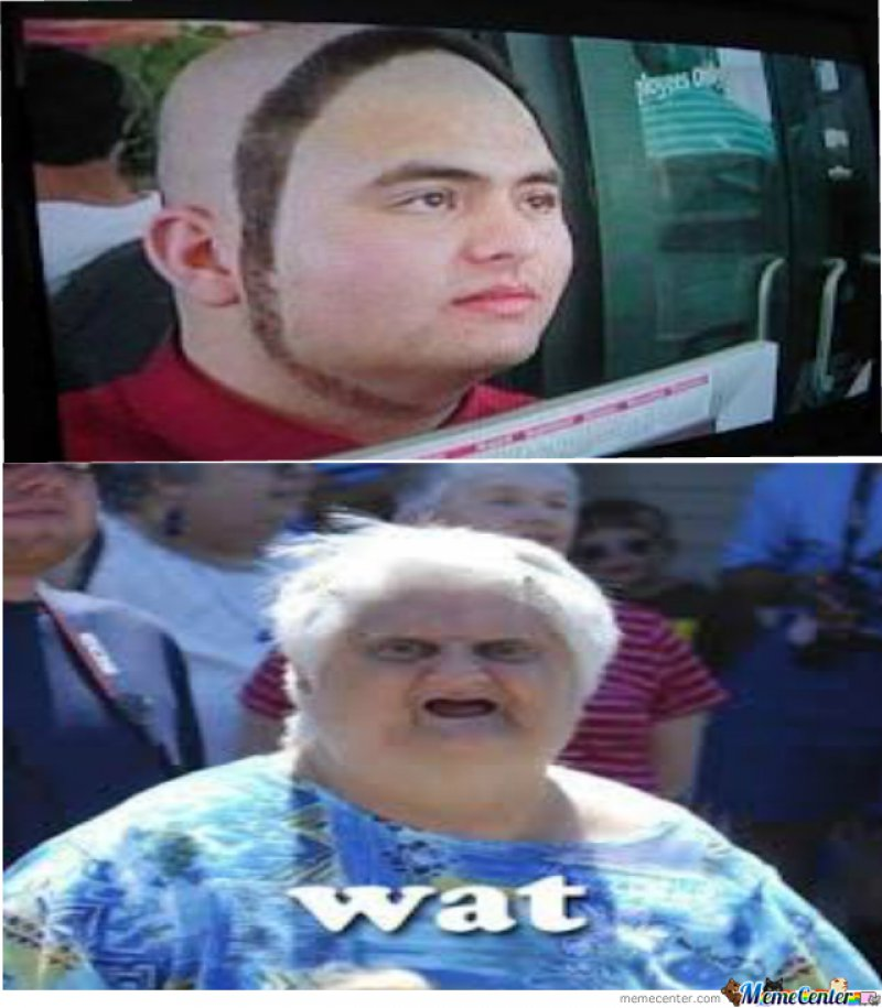 This Weird Haircut-12 Hilarious Wat Memes That Will Make Your Day