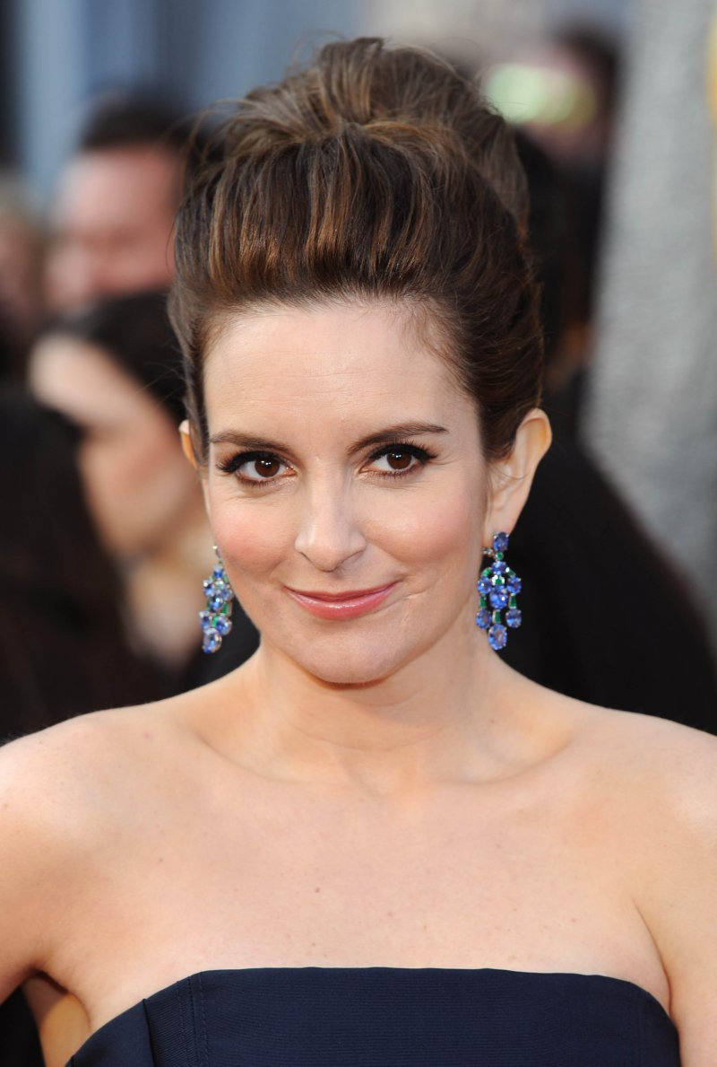 Tina Fey's Scar On Left Cheek-12 Celebrities With Scars And Deformities