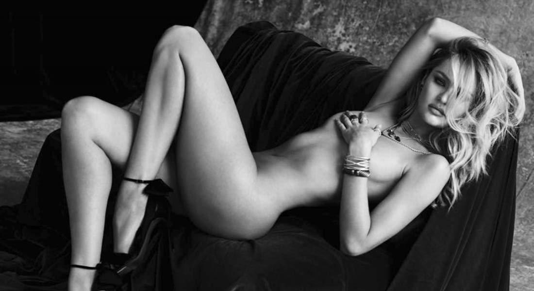 Top 12 Fashion Models And Their Nude Pics