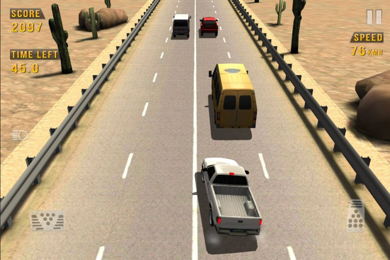 Traffic Racer-12 Best Car Racing Games For Mobile
