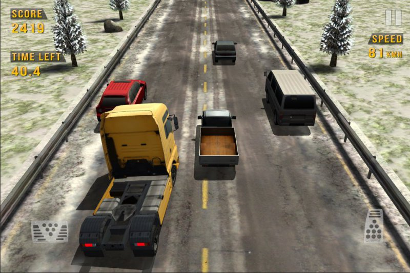 Traffic Racer-12 Best Physics-Based Games For IOS And Android
