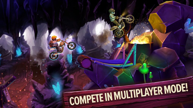 Trials Frontier-15 Best Bike Riding Games For Your Mobile