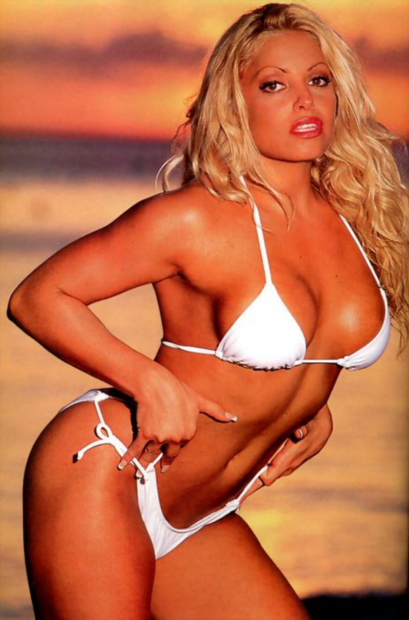 Trish stratus hot tits — 15