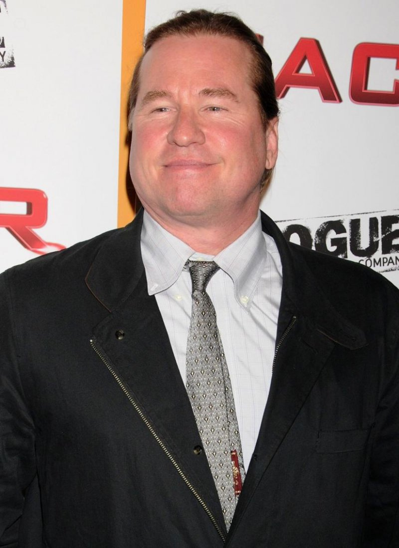 Val Kilmer-12 Celebrities Who Got Fat