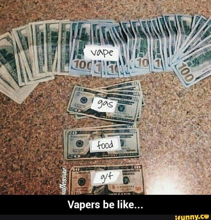 Vapers Be Like-12 Hilarious Vape Memes That Will Make Lol