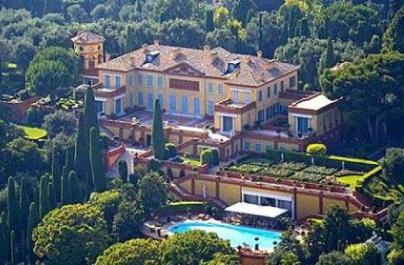 Villa Leopolda -15 Most Expensive Homes In The World