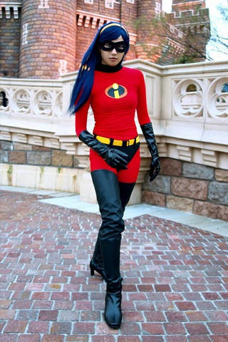 Violet-15 Best Disney Cosplays You'll Ever See