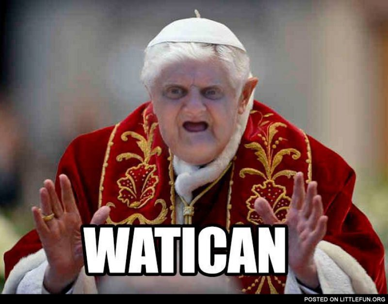 Watican!-12 Hilarious Wat Memes That Will Make Your Day